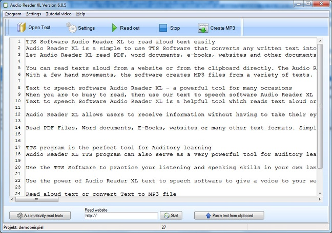 Text to Speech Software 2019 Version for Windows 10, 8, 7 Free