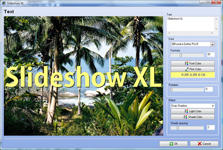 برنامج لعرض الصور بالموسيقي Screenshot3