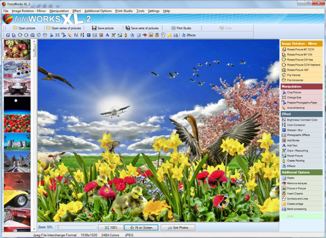 Photo Editing Software, Picture Editor and Photo Editor