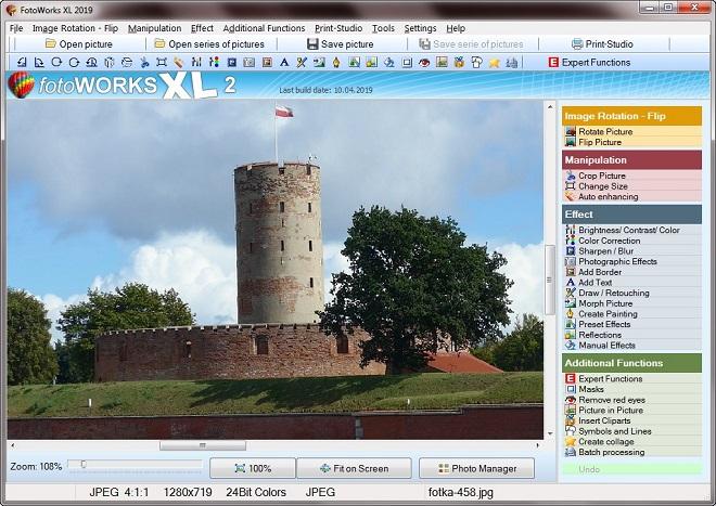 Program Do Obrobki Zdjec Free Download Wersja 2020 Fotoworks Xl